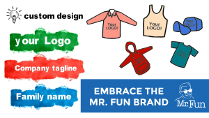 Mr. Fun by OBX Angler Enterprises: Show Off Your Laidback & Adventurous Lifestyle with Mr. Fun Apparel